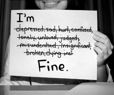 Oui oui je vais bien..♥
