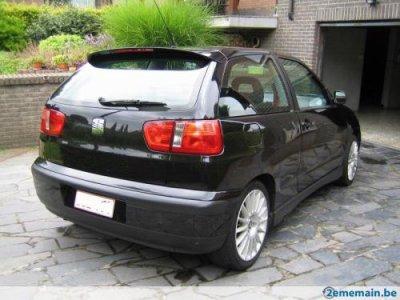 Z seat ibiza evo2 for Interieur seat ibiza 2000