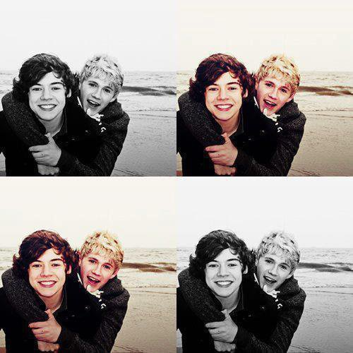 Harry Styles & Niall Horan
