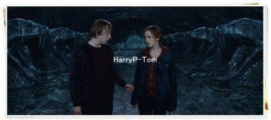Rupert Grint dit tout sur son baiser avec Emma Watson.
