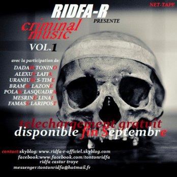 Soutien A Ridfa-R (Rappeur du 57)