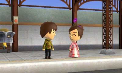 [Tomodachi Life] : La rencontre de Thomas et Rébecca