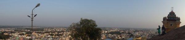 Jour 9- Panorama du temple rock