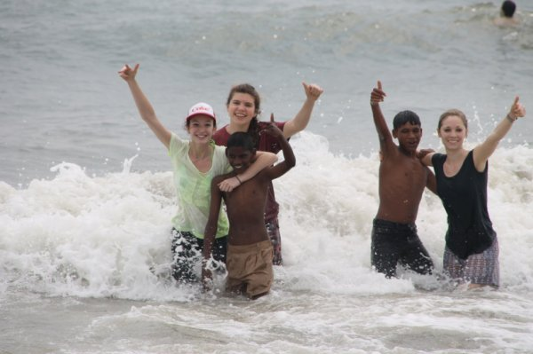 Samedi dernier a la plage! Moment exceptionnel !