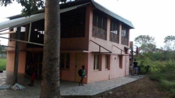 Jour 11 - voyage 2018 - Renovation sanitaires 2016