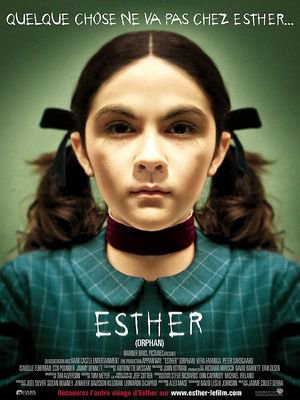 ESTHER (ORPHAN) ( -12ans )