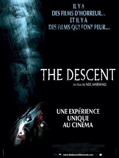 THE DESCENT ( -16ans )