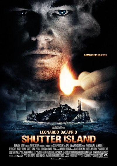 SHUTTER ISLAND ( -12ans )
