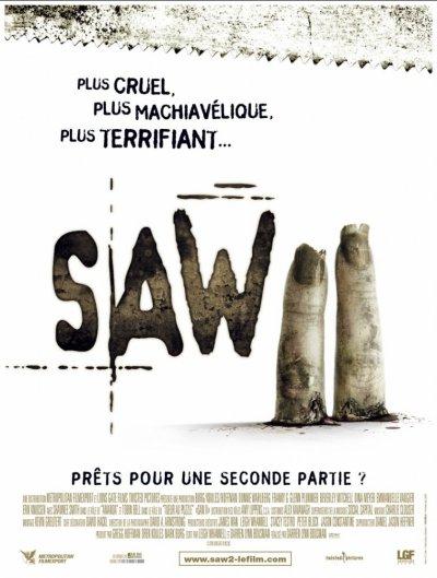 SAW II ( -16ans )