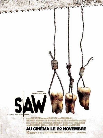 SAW III ( -18ans )