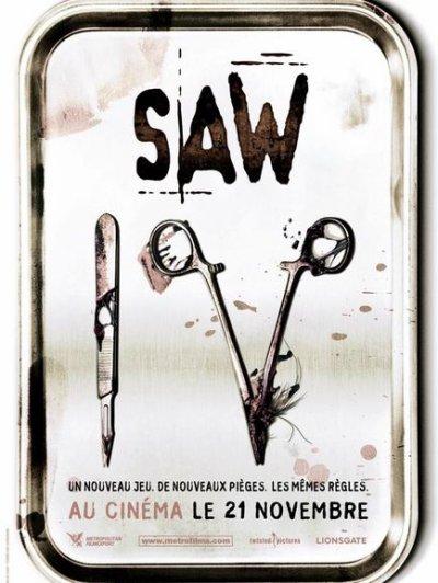 SAW IV ( -16ans )