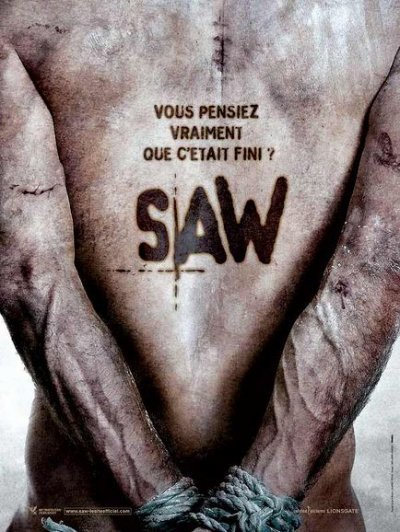 SAW V ( -16ans )