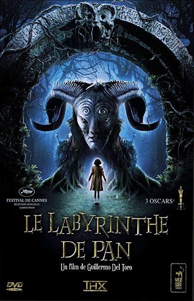 LE LABYRINTHE DE PAN ( -12ans )