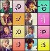 1D & Smileys