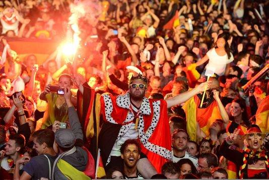 L'Allemagne sacré championne du monde 2014 : quatrième sacre pour l'Allemagne !