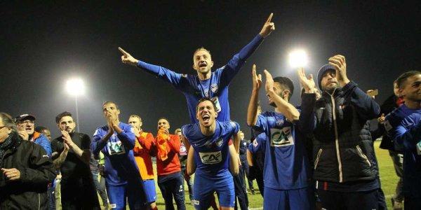 Football coupe de France 2016 : Bergerac (CFA) réalise l'exploit face au RC Lens (L2) et se qualifie pour les huitièmes de finale pour première fois de son histoire !