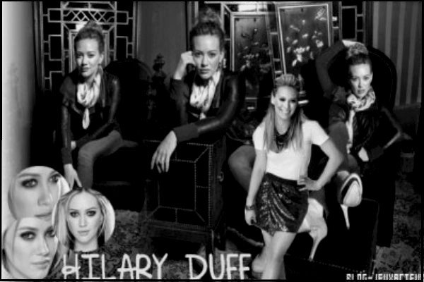 Article 6 : Hilary Duff