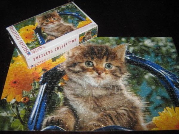 Cat`s Puzzlers Collection.