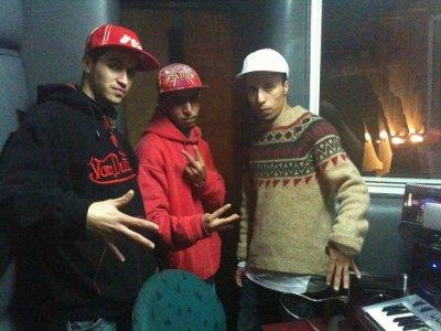 new-cargo 2011 dans studio