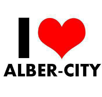 i  love alber-city