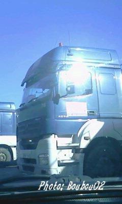 le camion a totof le 715