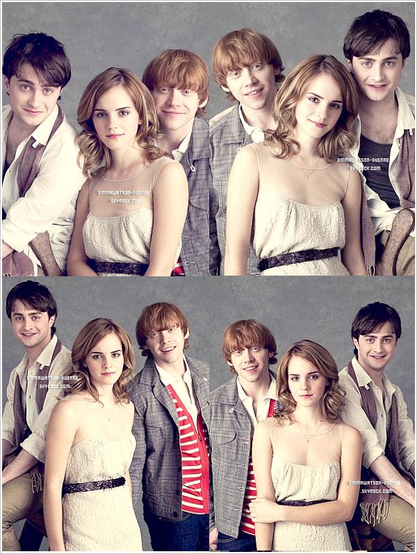 . Découvre des photos du photoshoot d'Entertainment Weekly datant de 2009 qui est enfin sortit. Vous aimez ? En voici d'autres ici. .
