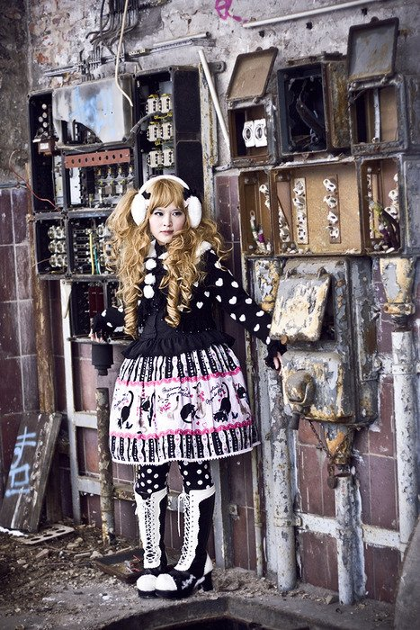 a Lolita story