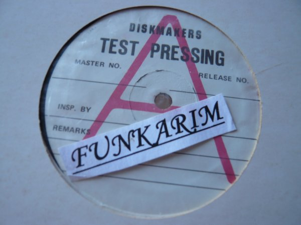 MAXI TEST PRESSING ULTRA RARE
