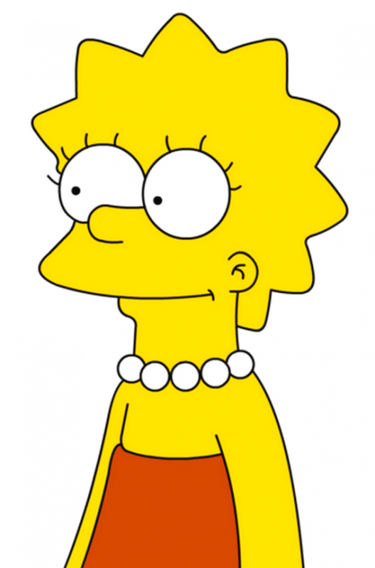 Lisa simpson les simpsons - Dessiner simpson ...