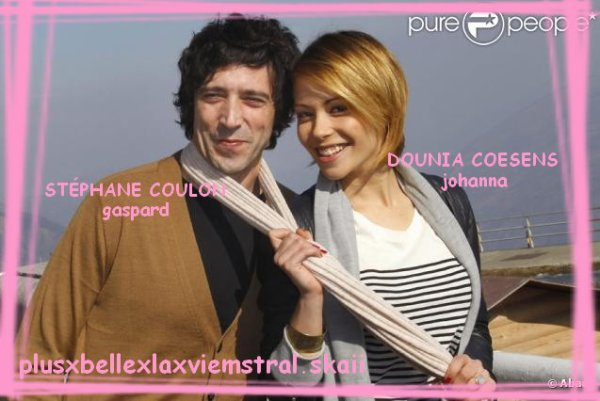 dounia coesens et stephan coulon