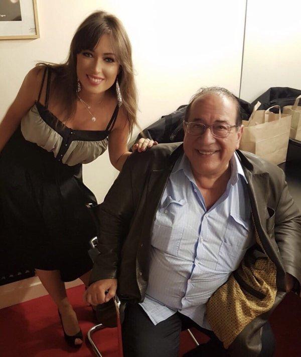 Elsa Esnoult & Jean-Luc Azoulay