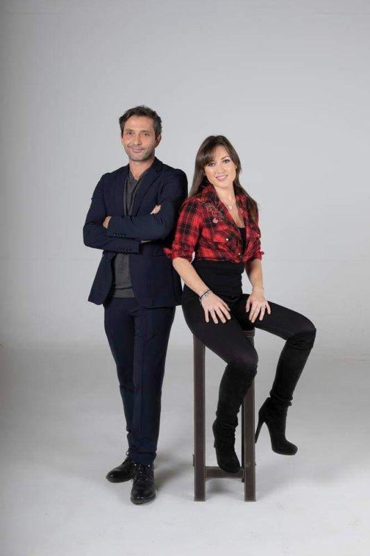 Sébastien Roch & Elsa Esnoult