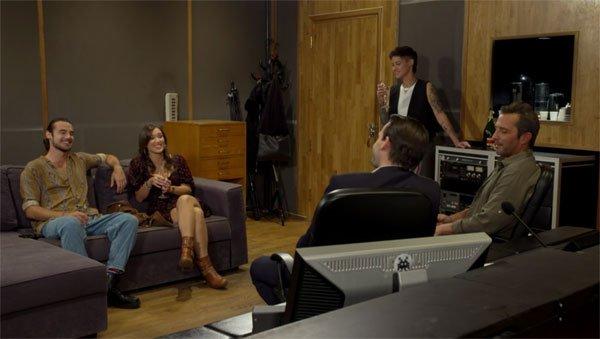 Anthony & Fanny & Eric & Christian & Addie