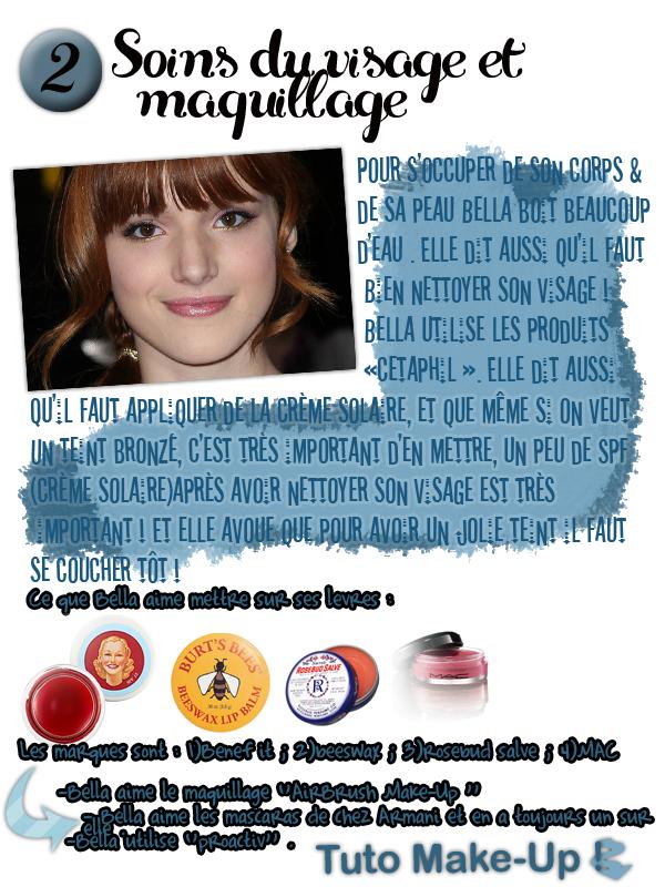 Avec ThorneBella, on vous propose un article beauté sur Bella. Pour le moment, ceci est la première partie.