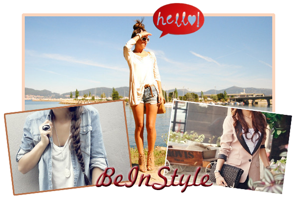 BeInStyle    Ton blog mode