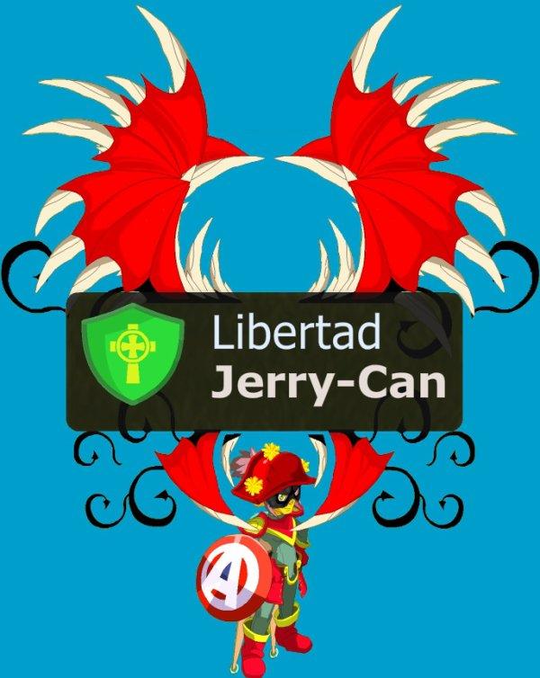 Jerry-Can, mon Crâ de lvl 199, du serveur Goultard