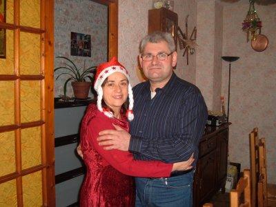 mon papa et ma futur belle maman