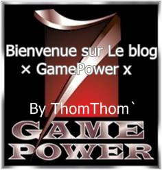 × Welcome to GamePower :)
