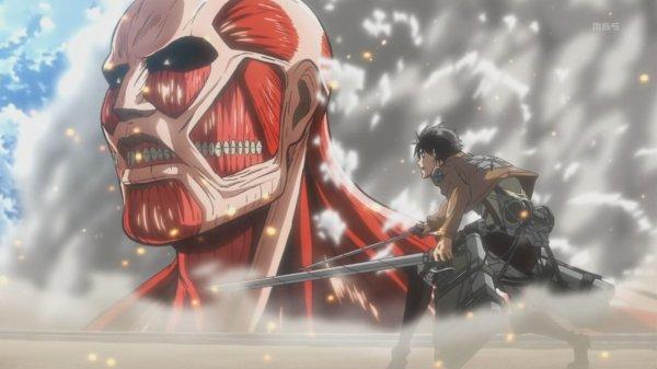 """Présentation manga n°1 : """"Shingeki No Kyojin"""""""