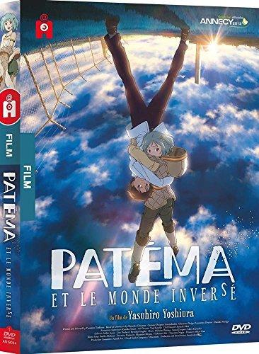 """Présentation film n°1 : """"Patéma et le monde inversé"""""""