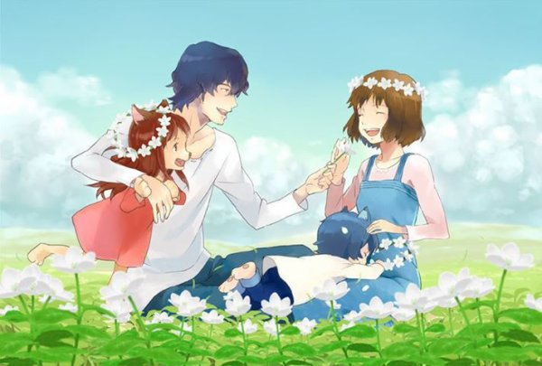 "Présentation film n°2 : ""Les enfants-loups, Ame et Yuki"""