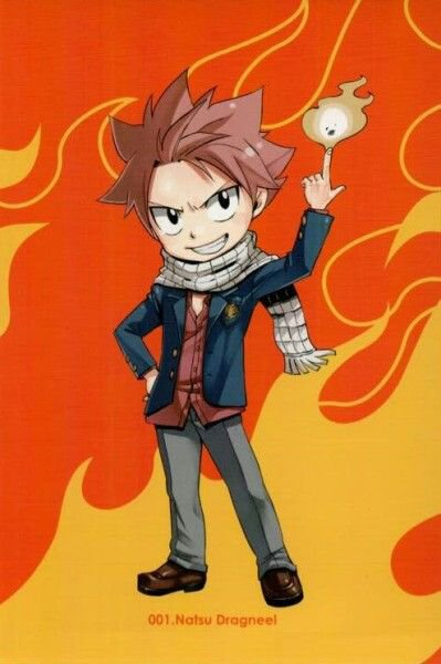 Article image n°2 : Cartes postales Fairy Tail partie 1