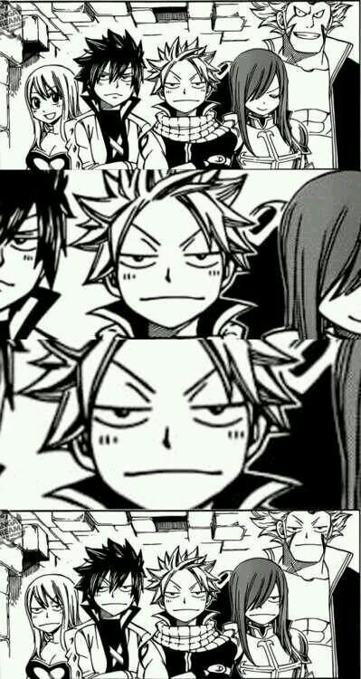 Humour de manga 2_Fairy Tail