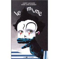 Le mime, d'Albert Jacquart
