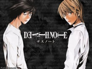 Death note, de Tsugumi Ōba et Takeshi Obata.