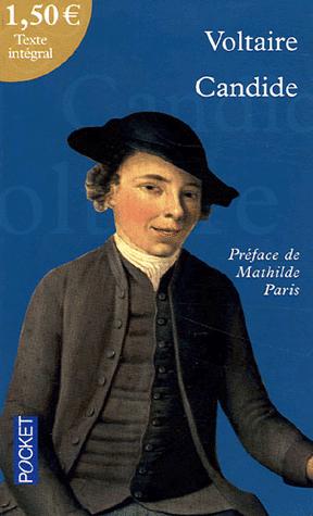 Candide ou l'optimisme, de Voltaire