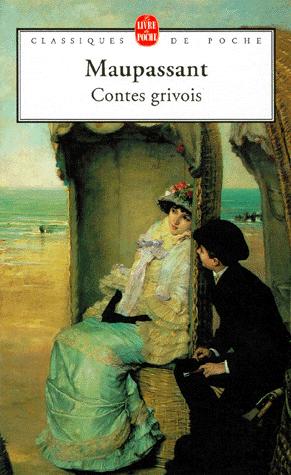 Contes grivois, de Guy de Maupassant