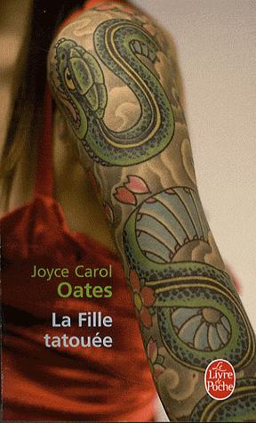 La fille tatouée, de Joyce Carol Oates
