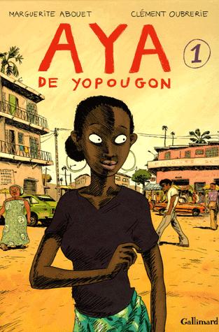 Aya de Yopougon, de Marguerite Abouet