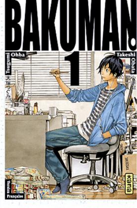 Bakuman, de Takeshi Obata et Tsugumi Oba